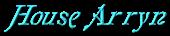 Font Galathea House Arryn Logo Preview