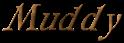 Font Galathea Muddy Logo Preview
