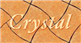 Font Garamond Crystal Logo Preview