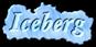 Font Garamond Iceberg Logo Preview