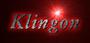 Font Garamond Klingon Logo Preview