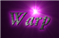 Font Garamond Warp Logo Preview