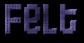Font Gas Felt Logo Preview