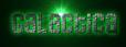 Font Gas Galactica Logo Preview