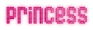 Font Gas Princess Logo Preview