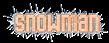 Font Gas Snowman Logo Preview