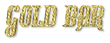 Font Gladifilthefte Gold Bar Logo Preview