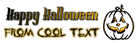 Font Gladifilthefte Halloween Symbol Logo Preview