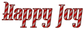 Font Gladifilthefte Happy Joy Logo Preview