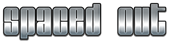 Spaced Out Logo Style