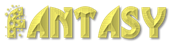 Font Glitter Font Fantasy Logo Preview