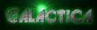 Font Glitter Font Galactica Logo Preview
