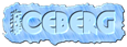 Font Glitter Font Iceberg Logo Preview