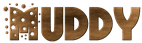 Font Glitter Font Muddy Logo Preview