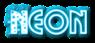 Font Glitter Font Neon Logo Preview