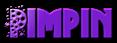 Font Glitter Font Pimpin Logo Preview
