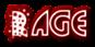 Font Glitter Font Rage Logo Preview