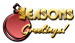 Font Glitter Font Seasons Greetings Logo Preview