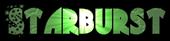 Font Glitter Font Starburst Logo Preview