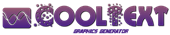 Font Glitter Font Symbol Logo Preview