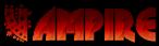 Font Glitter Font Vampire Logo Preview