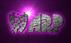 Font Glitter Font Warp Logo Preview
