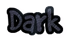 Font GoodDog Dark Logo Preview