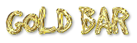 Font GoodDog Gold Bar Logo Preview