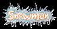 Font GoodDog Snowman Logo Preview