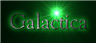 Font Goudy Old Style Galactica Logo Preview