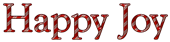 Font Goudy Old Style Happy Joy Logo Preview