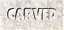 Font Governor Carved Logo Preview