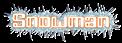 Font Grey Wolf Snowman Logo Preview