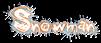 Font Grunge Snowman Logo Preview