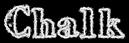 Font HVD Bodedo Chalk Logo Preview