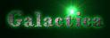 Font HVD Bodedo Galactica Logo Preview