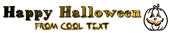 Font HVD Bodedo Halloween Symbol Logo Preview