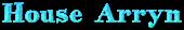 Font HVD Bodedo House Arryn Logo Preview