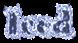 Font HVD Bodedo Iced Logo Preview