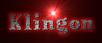 Font HVD Bodedo Klingon Logo Preview