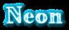 Font HVD Bodedo Neon Logo Preview