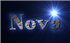 Font HVD Bodedo Nova Logo Preview