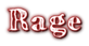 Font HVD Bodedo Rage Logo Preview