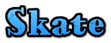 Font HVD Bodedo Skate Logo Preview