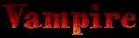Font HVD Bodedo Vampire Logo Preview