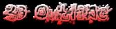 3D Outline Gradient Logo Style