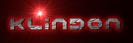 Font Halo Klingon Logo Preview