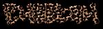 Font Hardcore Cheetah Logo Preview