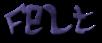 Font Hardcore Felt Logo Preview