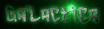 Font Hardcore Galactica Logo Preview